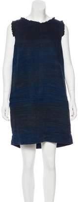 Raquel Allegra Linen Blend Dress