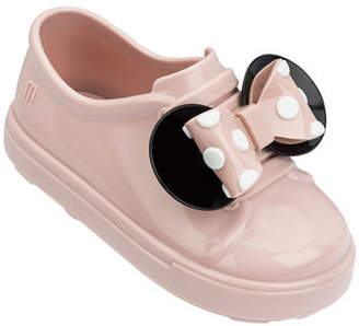 Mini Melissa Minni Mouse® Sneakers, Toddler Sizes 5-10