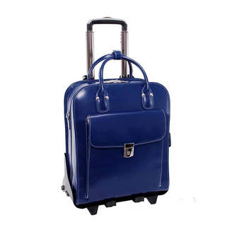 b742a028b2e0 McKlein McKleinUSA La Grange 15.4 Leather Vertical Detachable -Wheeled  Laptop Briefcase