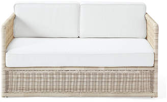 Serena & Lily Pacifica Loveseat - Driftwood