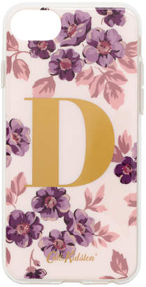 Cath Kidston York Bunch Initial Phone Case- D