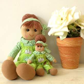 Little Ella James Mother And Daughter Gardening Dolls
