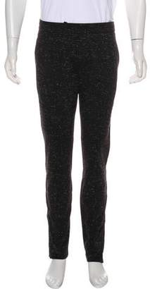 Vince Zip Accented Joggers
