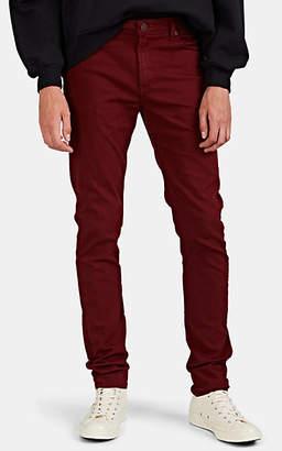 MONFRÈRE Men's Brando Slim Jeans - Wine