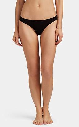 Skin Women's Organic Pima Cotton Thong - Black
