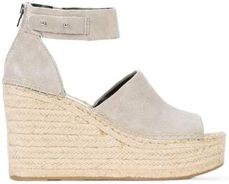 Dolce Vita open toe wedge espadrilles