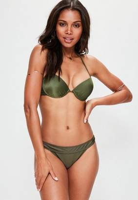 Missguided Underwired Push Up Bikini Top - Mix & Match