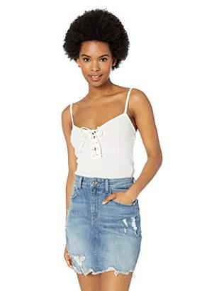 RVCA Womens HINGED CAMI Shirt