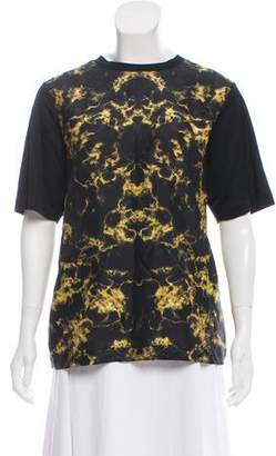 Josh Goot Short Sleeve Graphic Top
