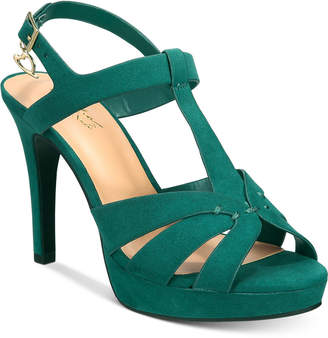 Thalia Sodi Verrda Platform Dress Sandals, Women Shoes