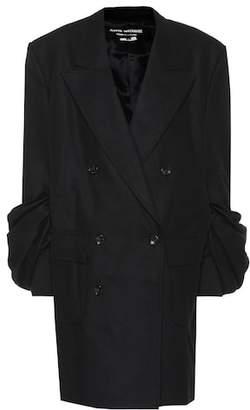Junya Watanabe Wool-blend coat