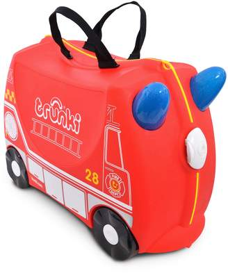 Trunki Frank the Fire Truck Suitcase