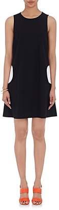 Lisa Perry Women's Circular-Pocket Shift Dress