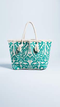 Yumi Star Casta Rope Tote Bag