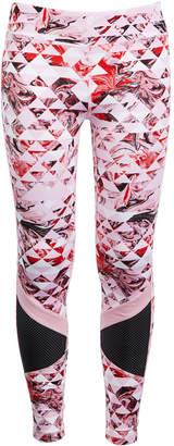 Macy's Ideology Big Girls Geo-Print Leggings, Created for