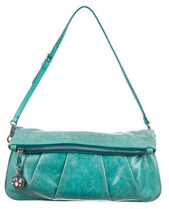 Miu Miu Miu Miu Pleated Leather Bag
