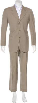 Valentino Virgin Wool Two-Piece Suit