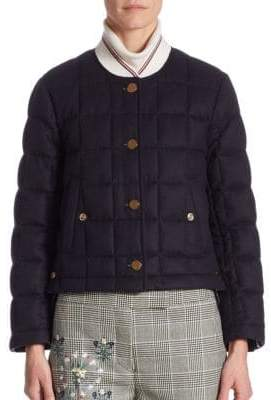 Thom Browne Cashmere Down Jacket