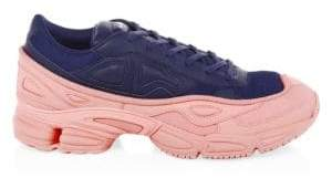 Adidas By Raf Simons Ozweego Lace-Up Trainers