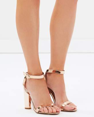Spurr ICONIC EXCLUSIVE - Suzie Block Heels