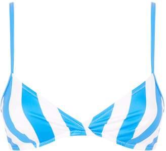 Solid & Striped Brigitte Stripe Bikini Top