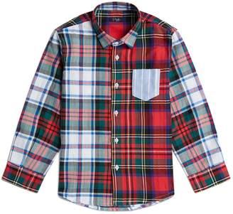 Il Gufo Tartan Shirt