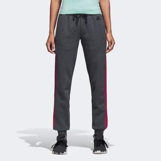adidas (アディダス) - W adidas ESS 3S パンツ裾リブ