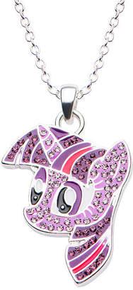 My Little Pony FINE JEWELRY Womens Multi-Color Brass Pendant Necklace