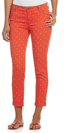 Vince Camuto TWO by Floral Stars Shorty Jeans
