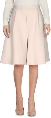 Jucca Knee length skirts