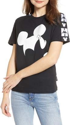 Kappa x Disney Print Tee