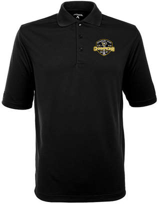 Antigua Men's Pittsburgh Penguins Champ Polo Shirt