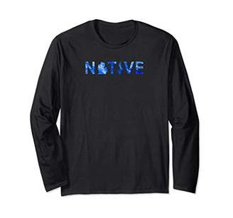 Native Michigander Michigan Mitten State Great Lakes Shirt