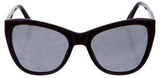 Stella McCartney Oversize Tinted Sunglasses