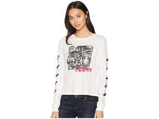 RVCA Grillo Bone Long Sleeve Shirt