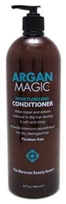Argan Magic Conditioner 32oz Pump (3 Pack)