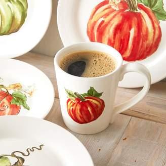 Sur La Table Pumpkin Mug, 16.5 oz.