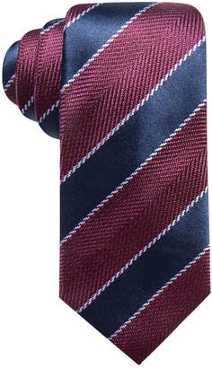 Tasso Elba Men's Stripe Silk Tie