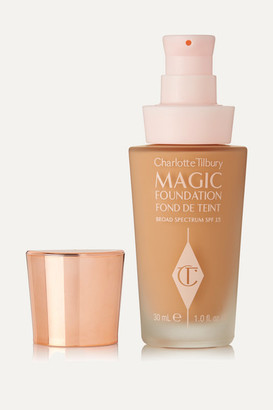 Charlotte Tilbury - Magic Foundation Flawless Long-lasting Coverage Spf15 - Shade 8.5, 30ml