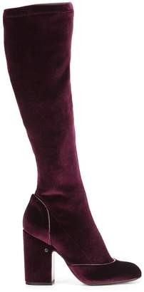 Laurence Dacade pull-on knee length boots