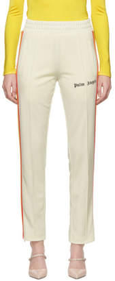 Palm Angels Off-White Rainbow Stripe Track Pants