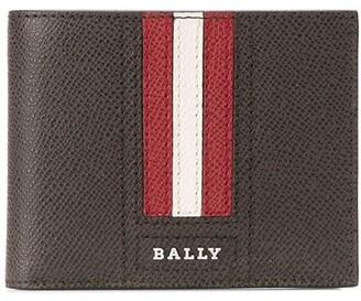 Bally strip trim wallet