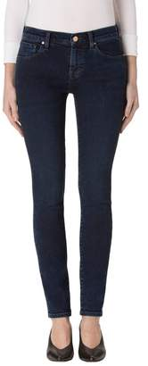 J Brand 620 Mid Rise Super Skinny Jeans (Decoy)