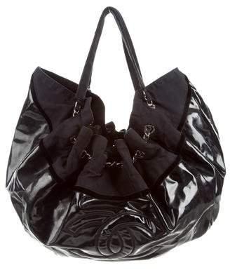 Chanel Large Stretch Spirit Cabas Bag