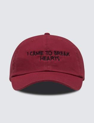 Nasaseasons I Came To Break Hearts Cap