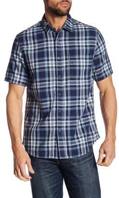 Jeremiah Carr Reversible Plaid Shirt