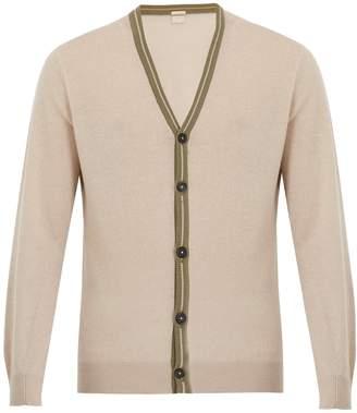 Massimo Alba V-neck cashmere cardigan