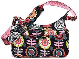 Ju-Ju-Be HoboBe - Purse Changing Bag, Dancing Dahlias
