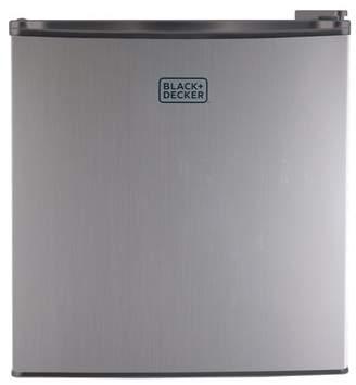 Black & Decker Black + Decker 1.7 cu. ft. Compact Refrigerator with Freezer