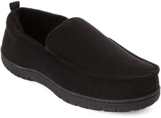 Kenneth Cole Reaction Flannel Loafer Slippers